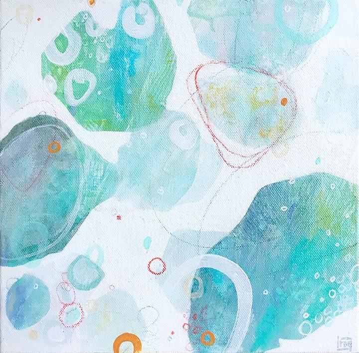 Gut Feeling  by Lisa Roy