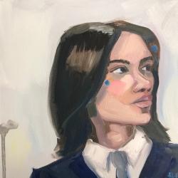 Frances  Hahn - Elliott