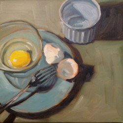Sonja  Brown  - Egg Series # 6