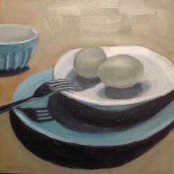 Sonja  Brown  - Egg Series #4
