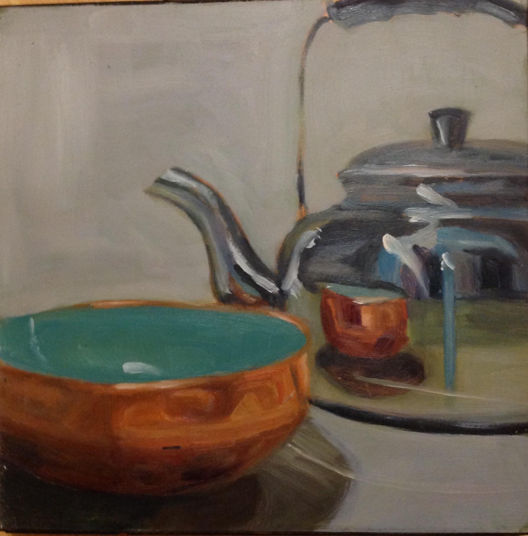 Kettle Series #1 by Sonja  Brown