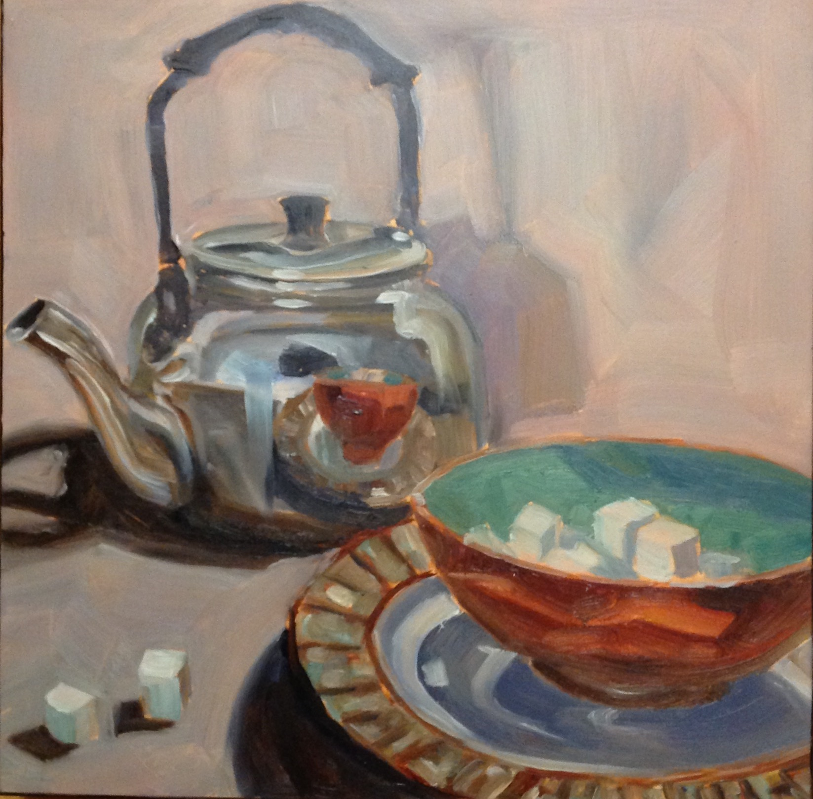 Kettle Series #4 by Sonja  Brown