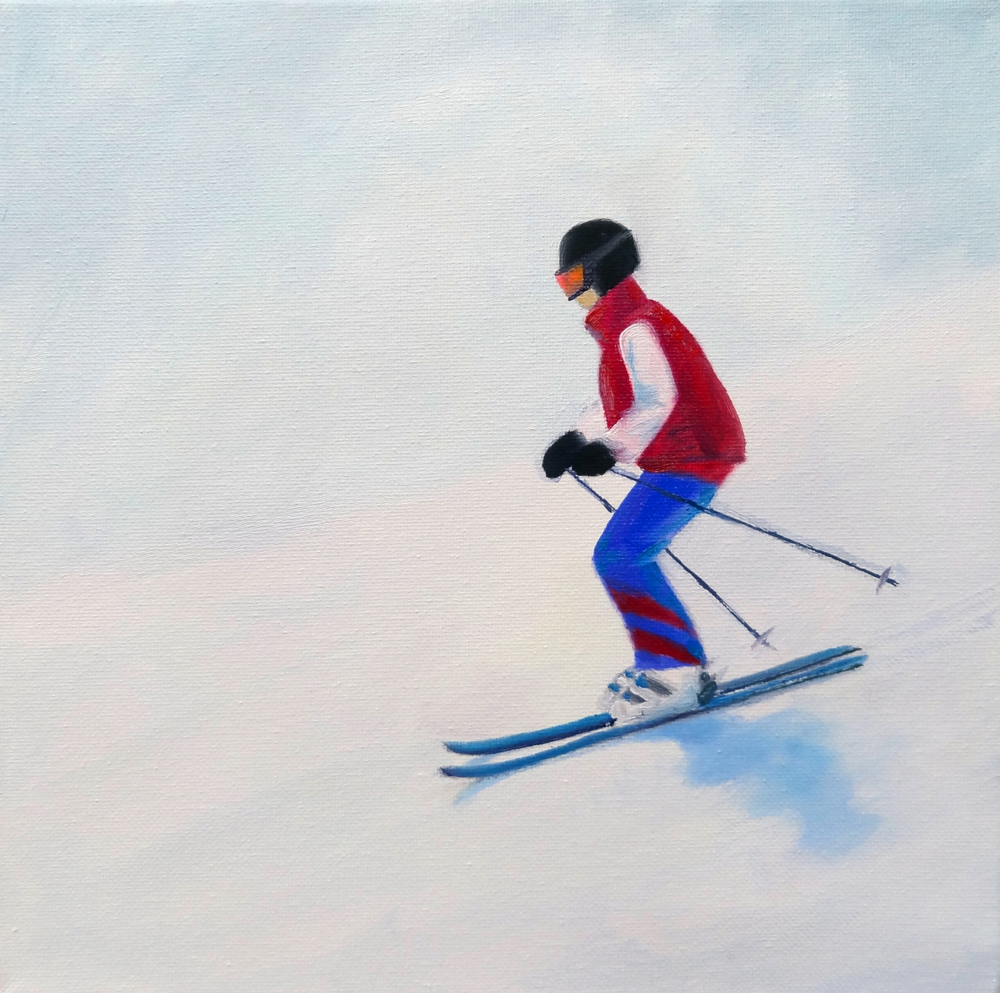Bunny Slope by Emily Bickell