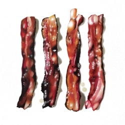 Erin Rothstein - Tasting Room: Strips of Bacon