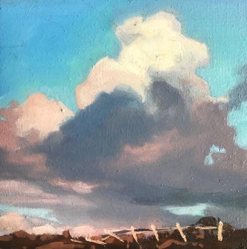 High Up  by Elzbieta Krawecka