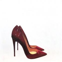 EM Vincent - Red Heels