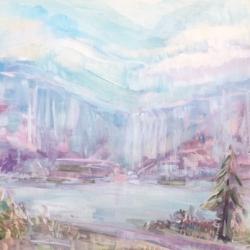 Tamara Thompson  - The Falls