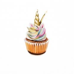 Erin Rothstein - Tasting Room: Unicorn Cupcake