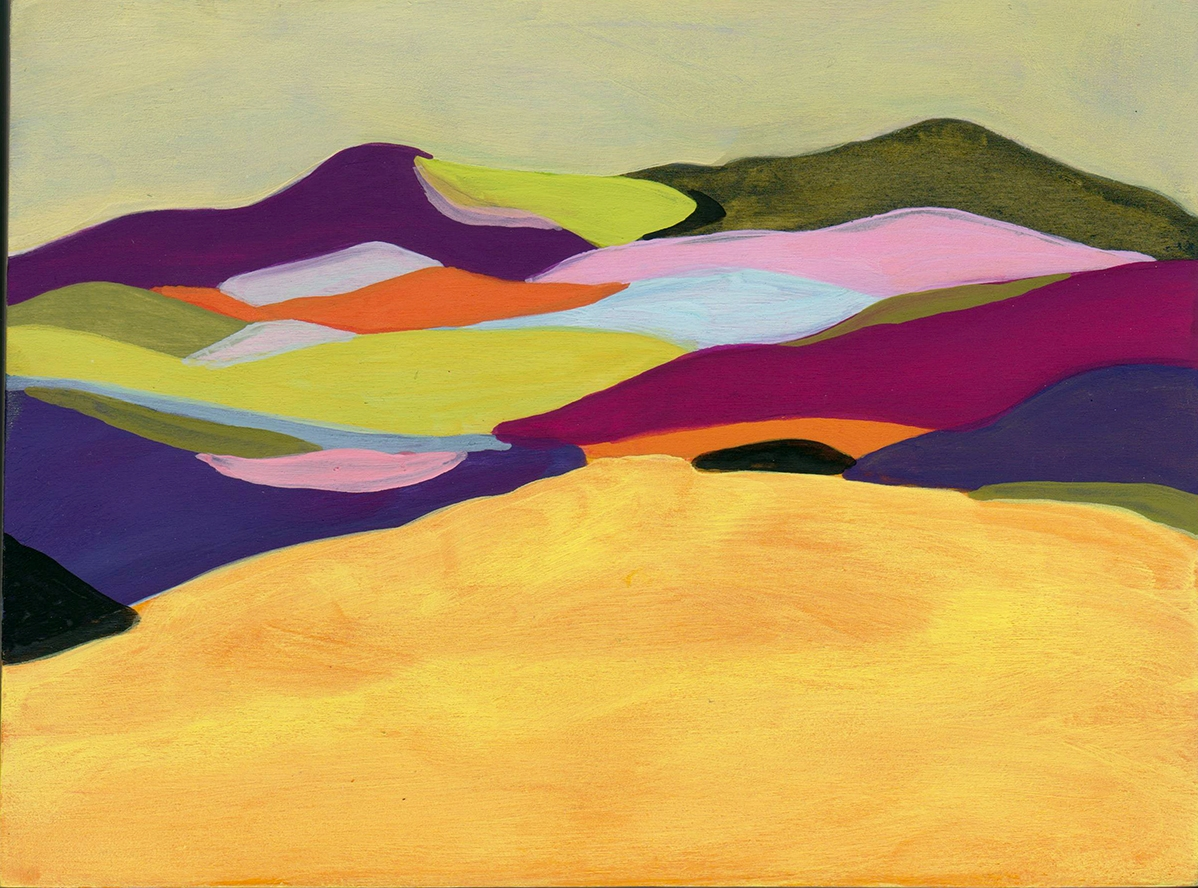Landscape 5 by Jennifer McGregor