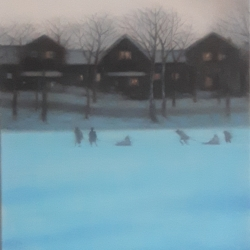 Greg Nordoff - Winter's Even Heading Home II