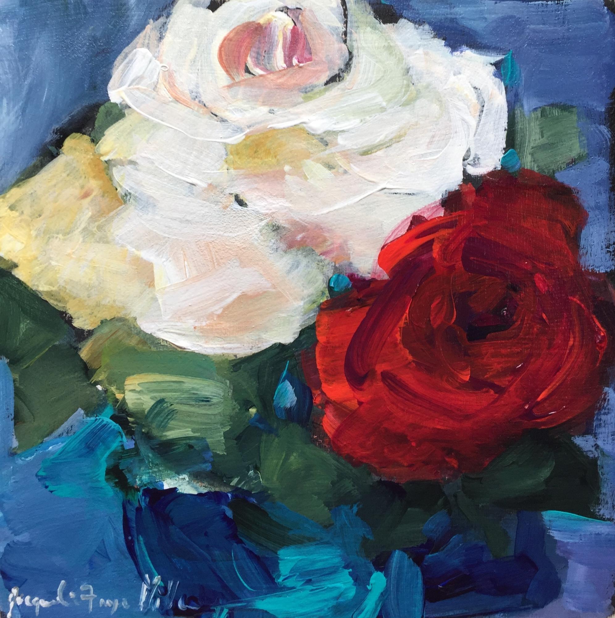 Fascinating Fragrant Florals  by Jackie  Miller