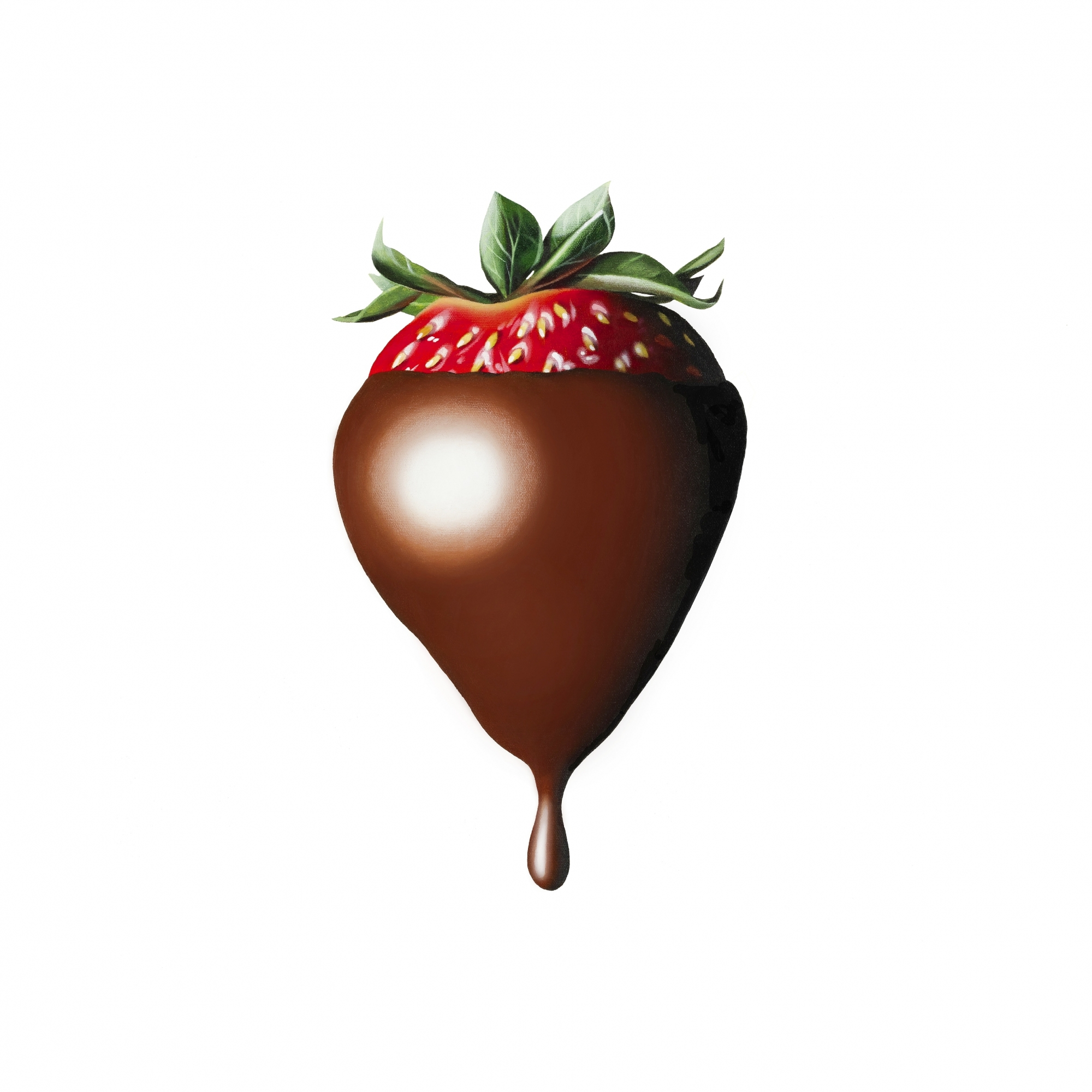Tasting Room: Chocolate Dipped Strawberry  by Erin Rothstein