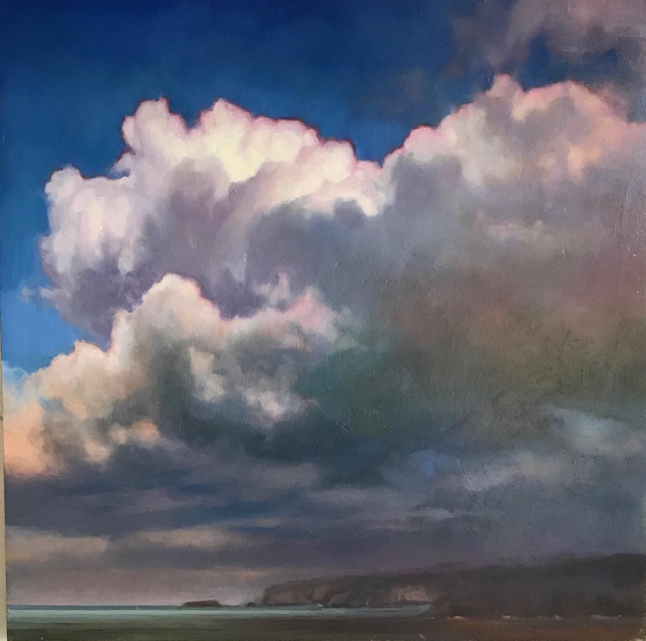 Purple Rain by Elzbieta Krawecka