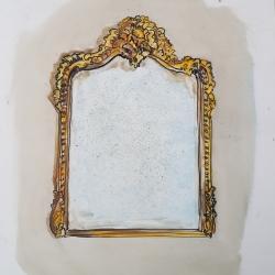 Jennifer Wardle - Antique Mirror 2