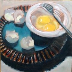 Egg Series #7  by Sonja  Brown