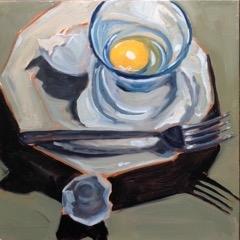 Egg Series #10  by Sonja  Brown