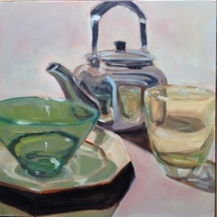 Kettle Series #6 by Sonja  Brown