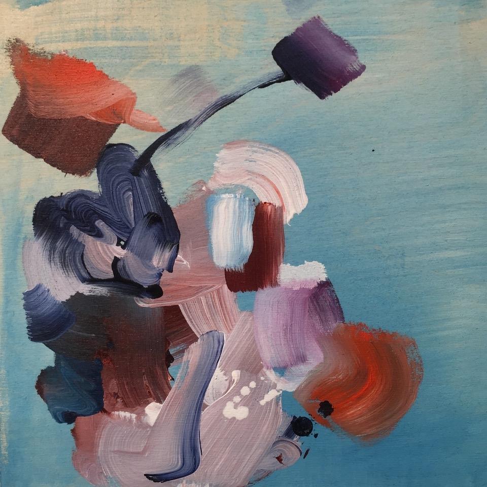 Drift VIII by Christine Breakell-Lee