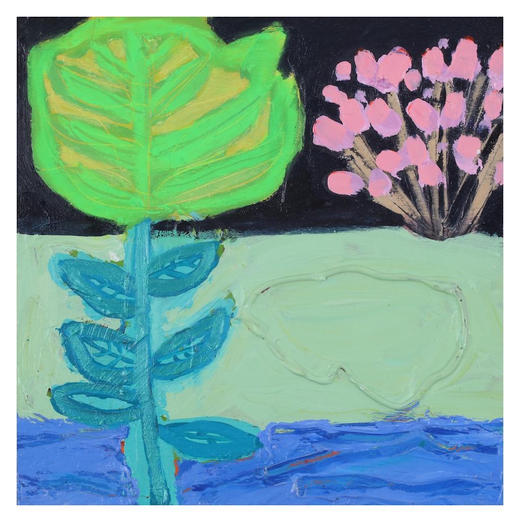 Midnight Bloom  by Julie Davidson Smith