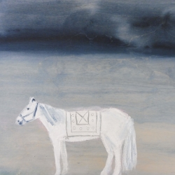 Julie Davidson Smith - White horse