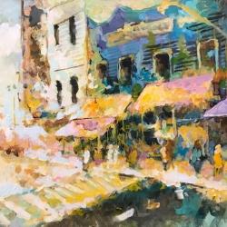 Masood Omer - Street Shops