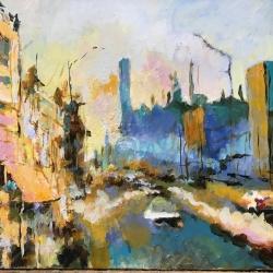 Masood Omer - Blood Street Twilight