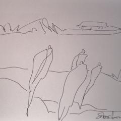 Susan McLean Woodburn - Bathers 1
