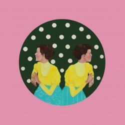 Marina  Nazarova - Ladies in Yellow Tops