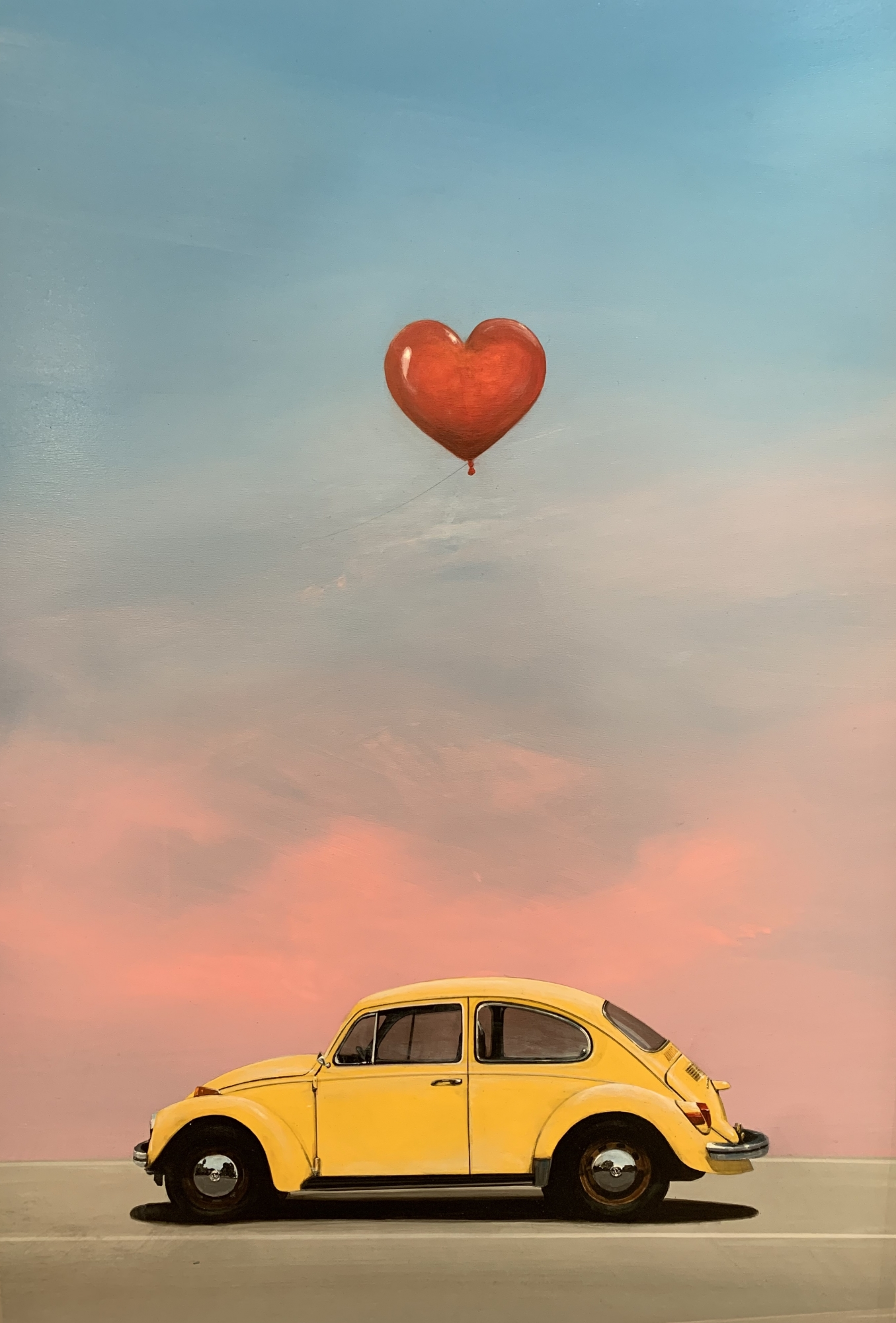 Love Bug  by Scott Steele