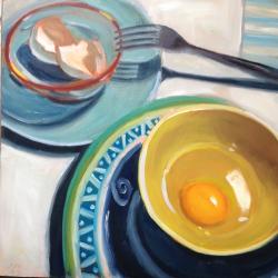 Sonja  Brown  - Egg Series #15