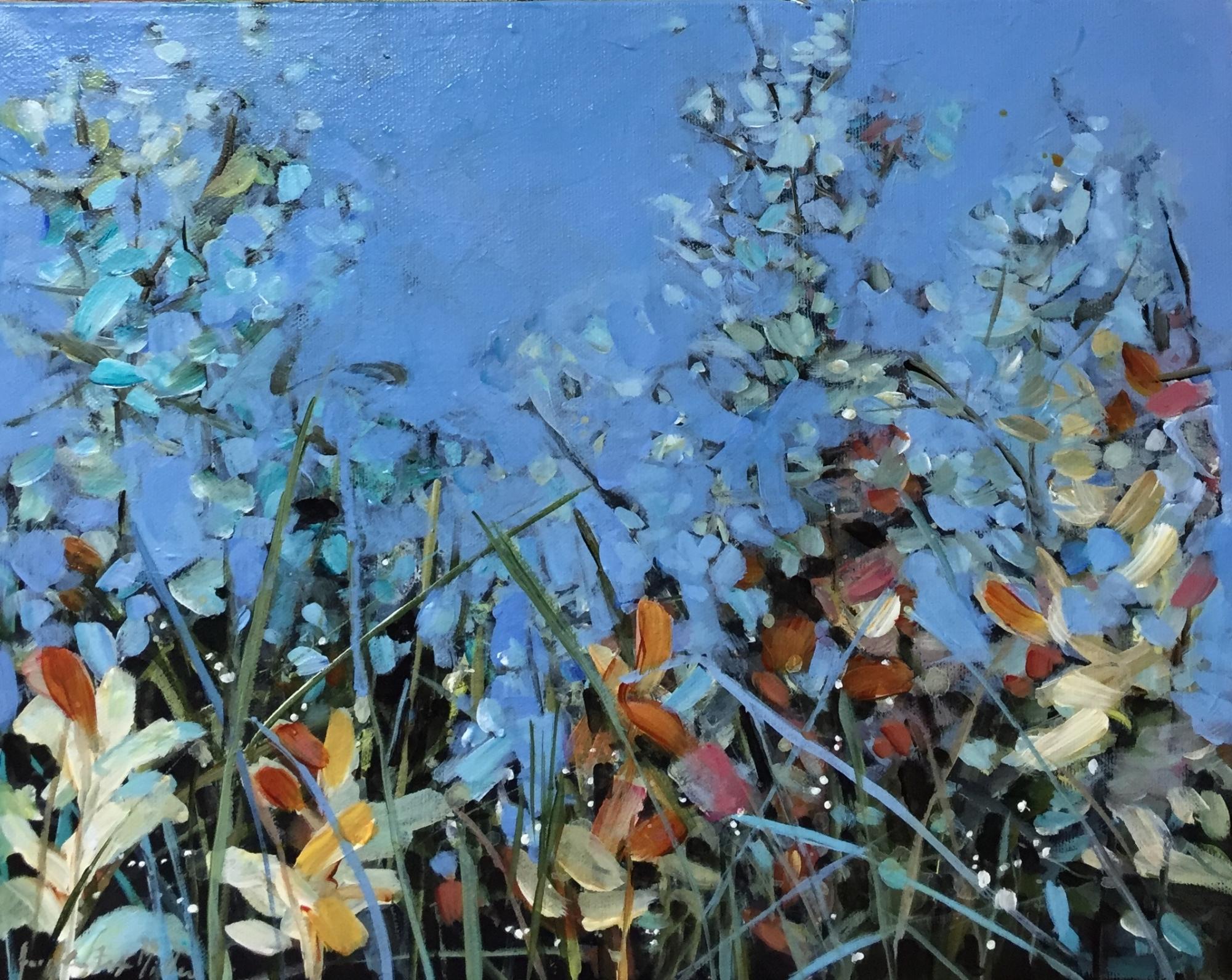 Sage Study  by Jackie  Miller