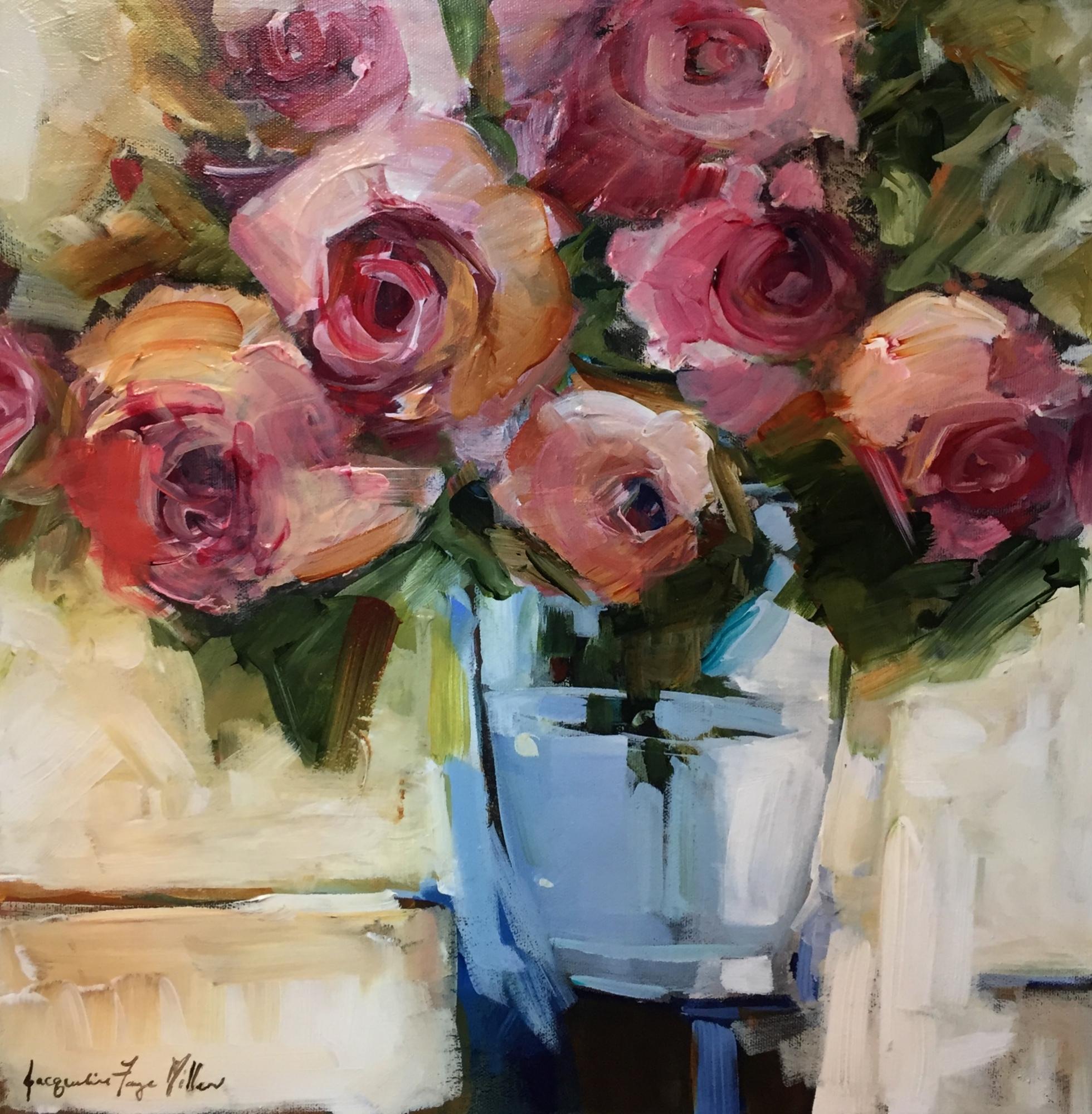 Rosey Cheeks by Jackie  Miller