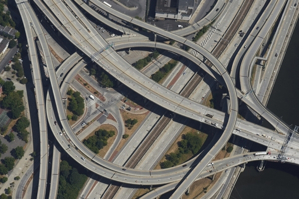 Interchanges: Albany  by Peter Andrew