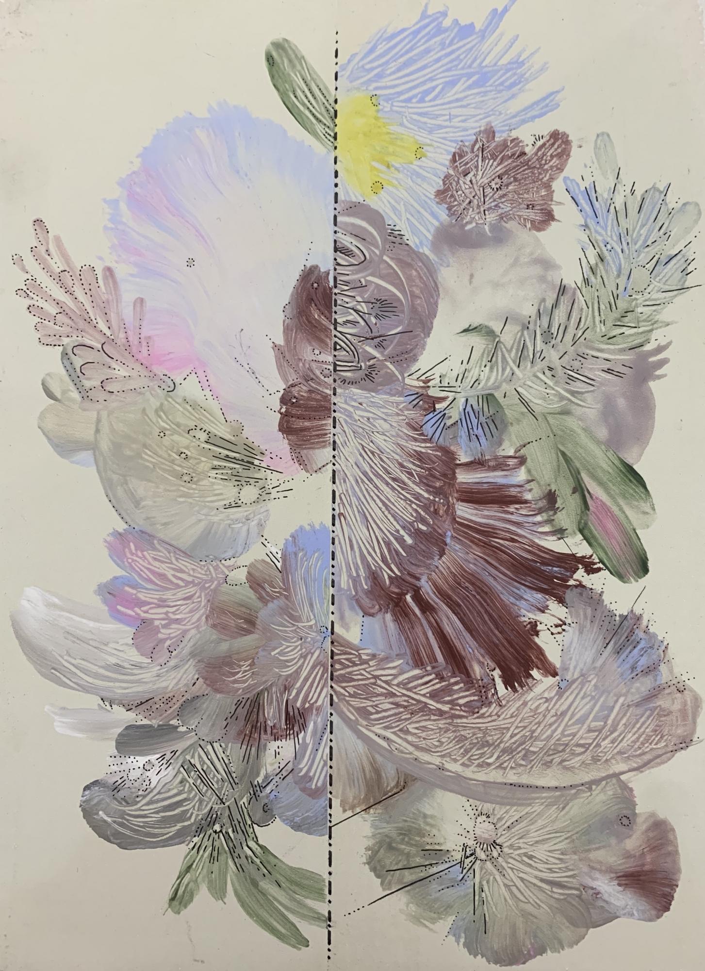 Split View E by Michael Toke