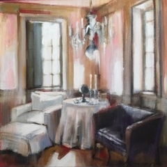 Hanna Ruminski - Drawing Room