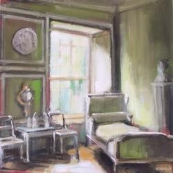 Hanna Ruminski - Green Room