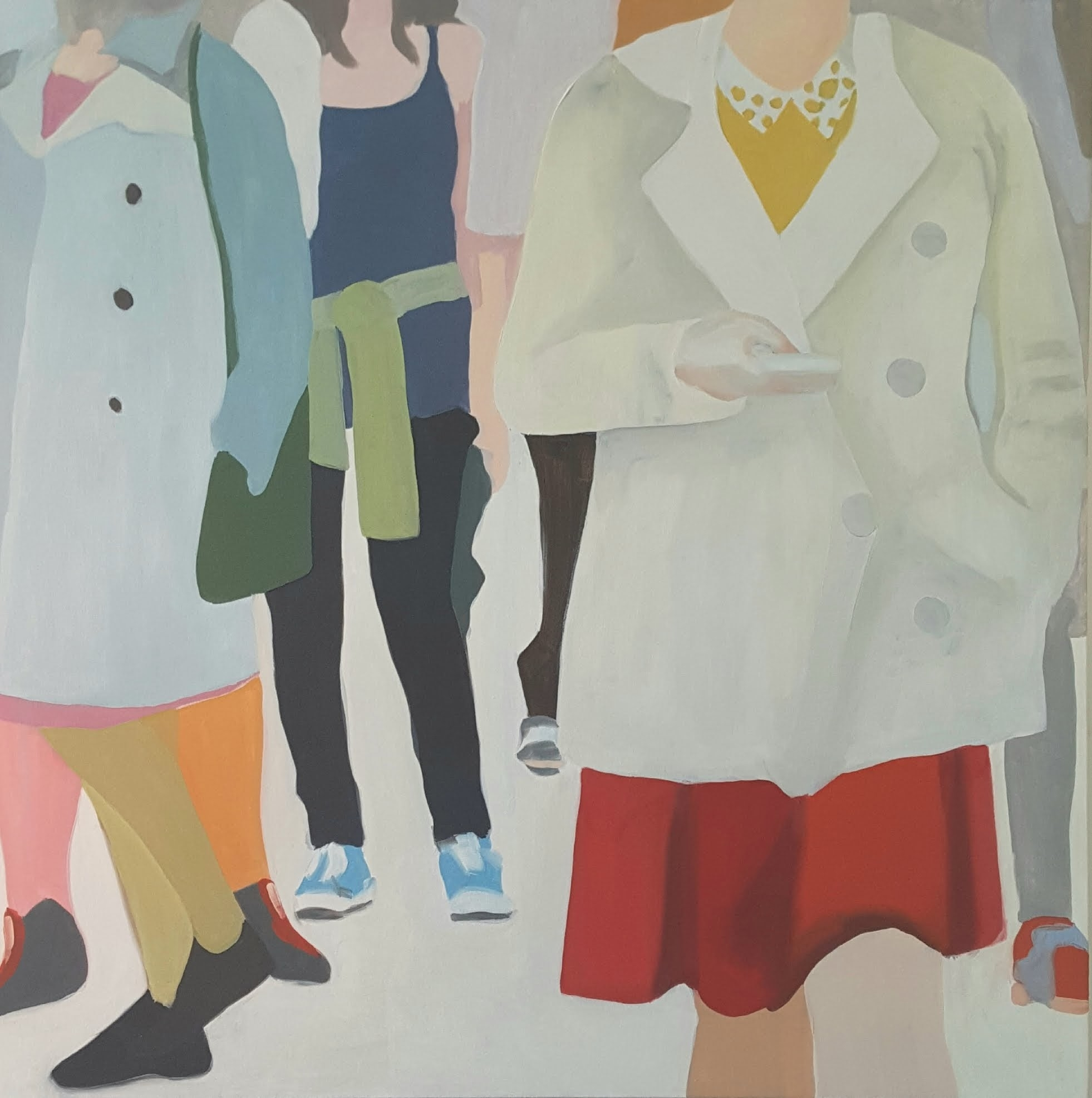 Bystanders #5  by Sherry  Czekus