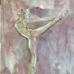 Mel Delija - Dancers V