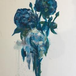Madeleine Lamont - Blue Bouquet 2014