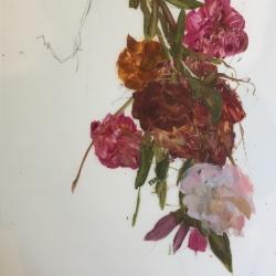 Madeleine Lamont - Pink Bouquet 2017