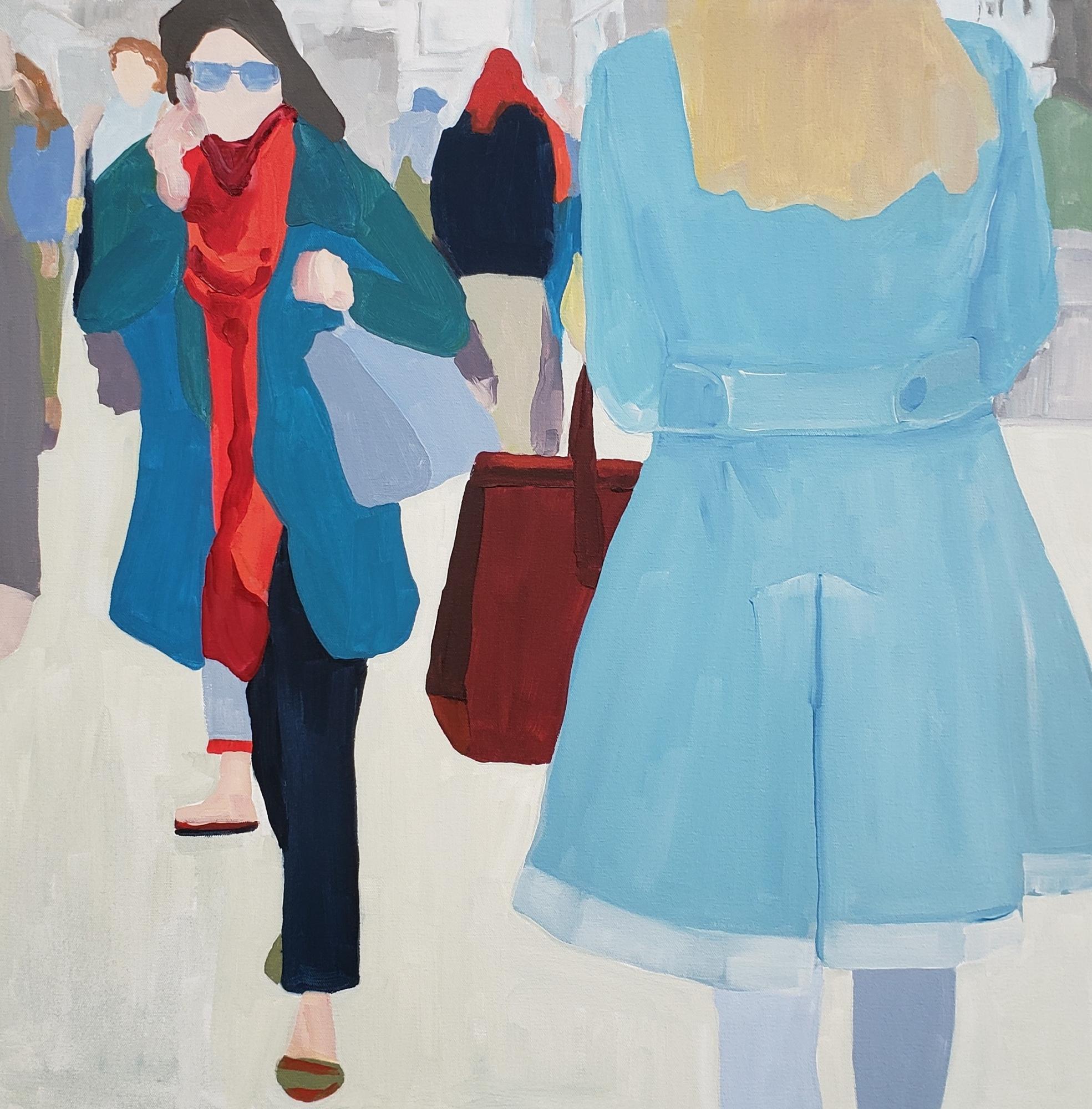 Noon Hour Errands by Sherry  Czekus