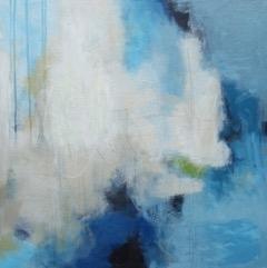 Blue Boho by Rita Vindedzis
