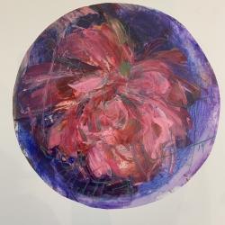 Madeleine Lamont - Circular Peony 1