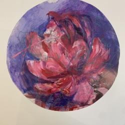 Madeleine Lamont - Circular Peony 2
