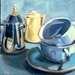 Sonja  Brown  - Yellow Pitcher 1