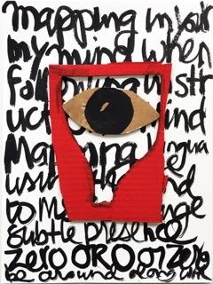 Eye Map  by Michela Sorrentino