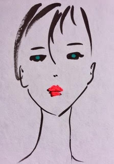 Hot Lips  by Diane Lingenfelter