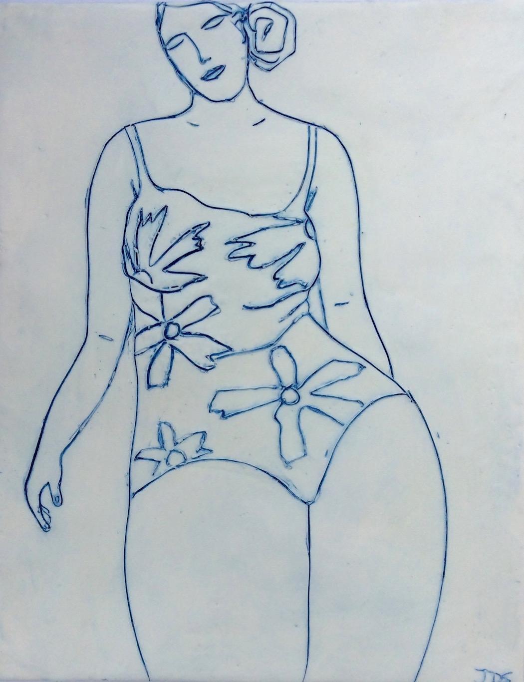 Suzanne  by Julie Davidson Smith