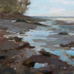 Maria  Josenhans - Hiellen Estuary, Haida Gwaii