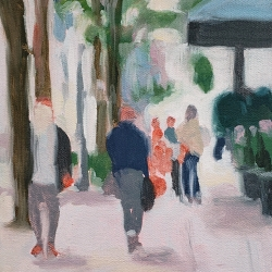 Sherry  Czekus  - People on Granville